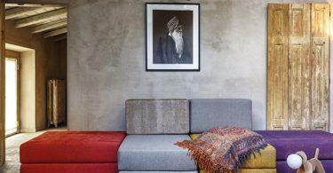 Rodolfo Modular Sofa