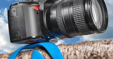Splat Flexible SLR Camera Tripod