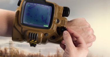 Pip-Boy Model 3000 Mk IV Replica