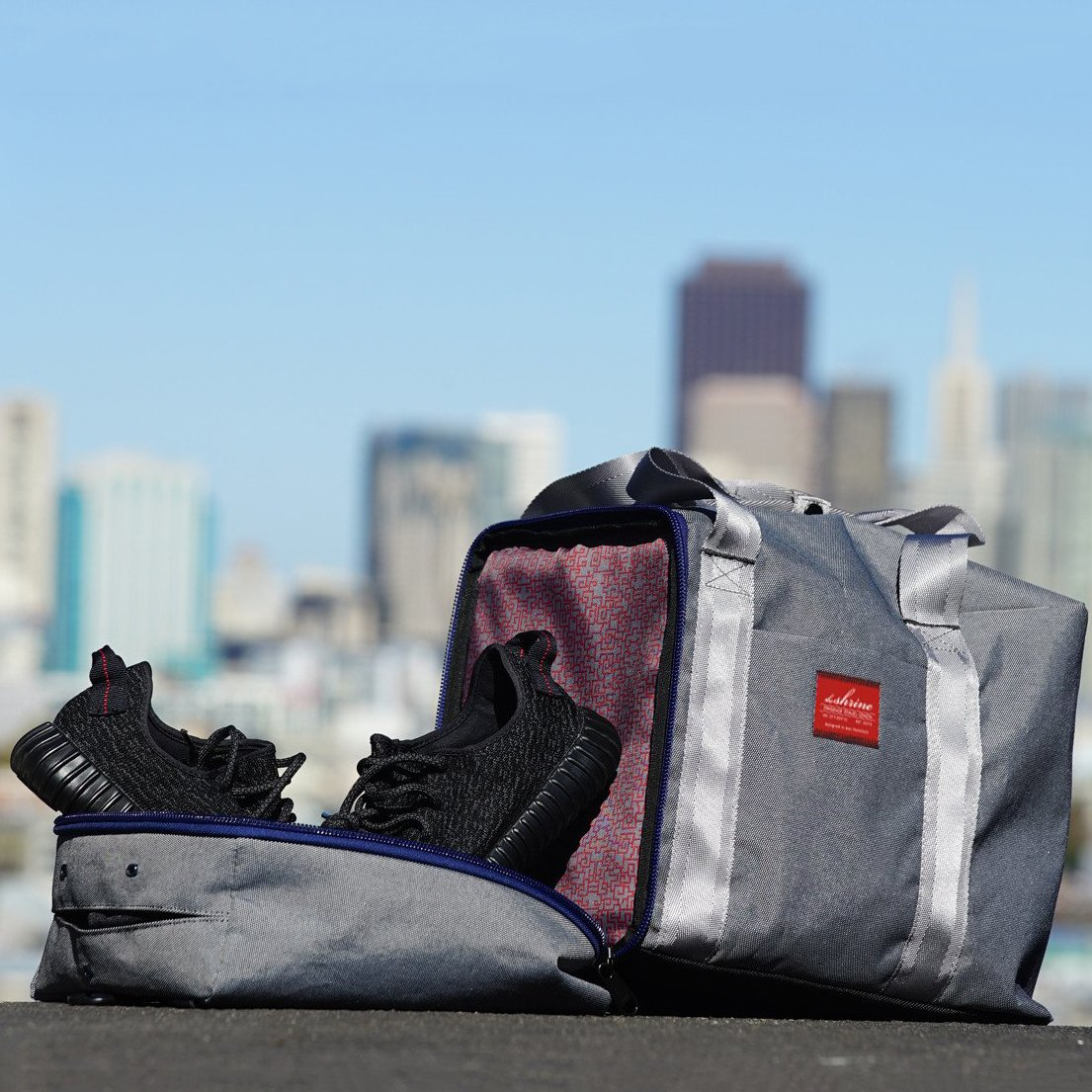 Shrine Duality Overnight Sneaker Duffel