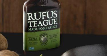 Apple Mash BBQ Sauce