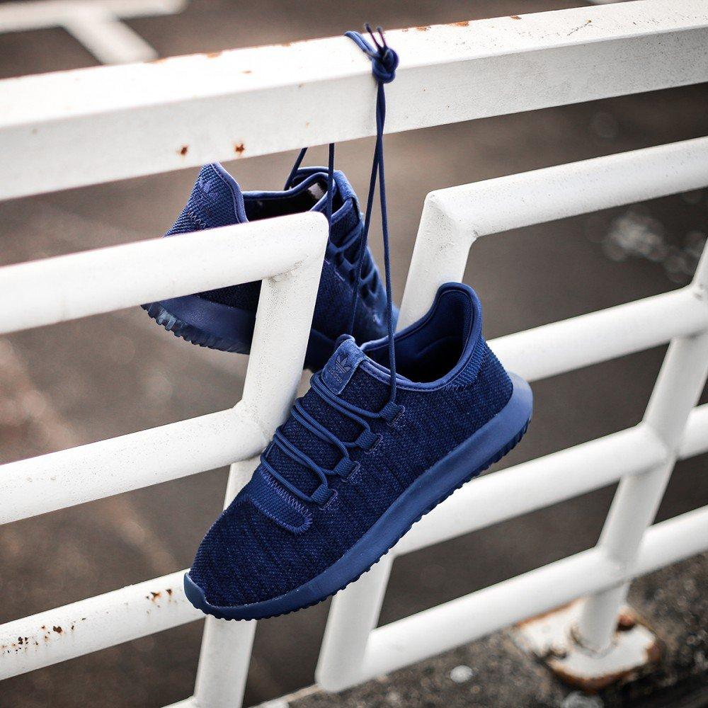 adidas Kids Originals Tubular Shadow Knit Mystery Blue