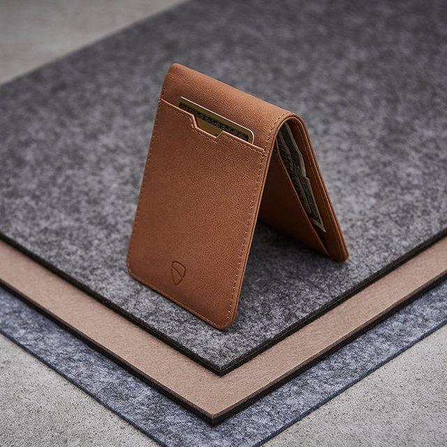 Manhattan Slim Bifold RFID Protection Wallet