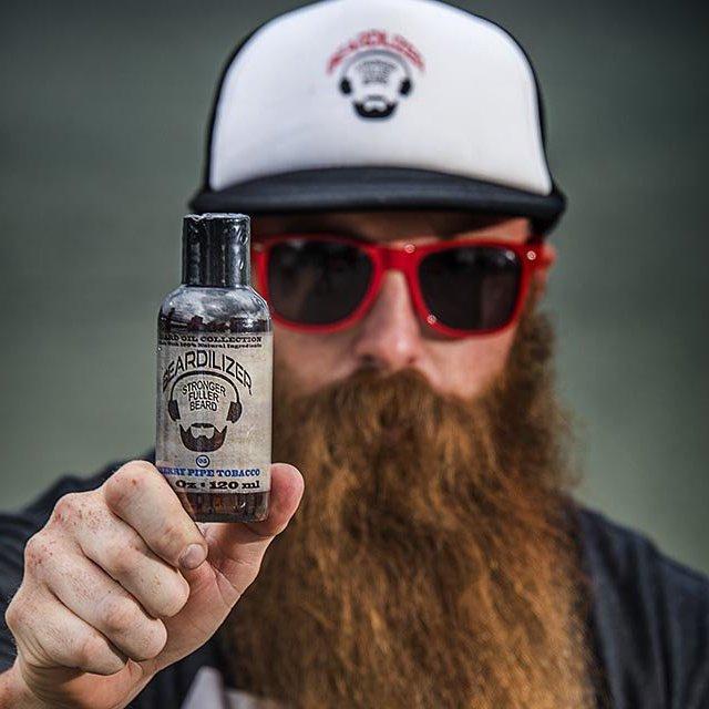 Cherry Pipe Tobacco 4 Oz Beard Oil