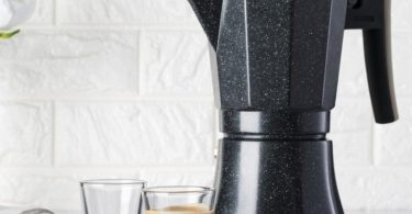 Stovetop Espresso Maker by Osaka Coffee