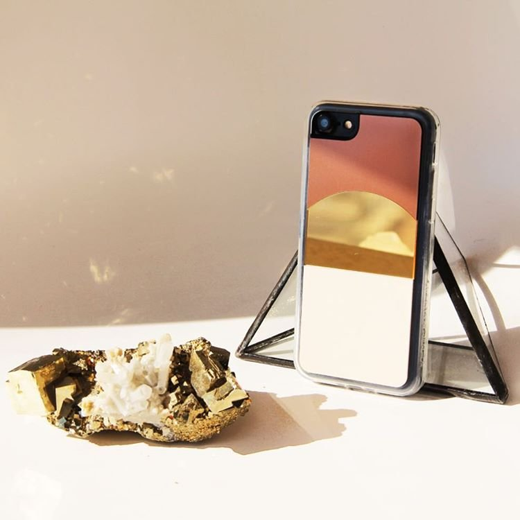 Rise Mirror iPhone 7 Case