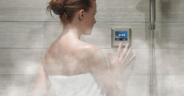 Steamist Total Sense Spa Package