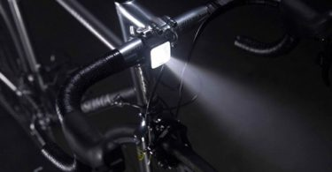 Mr Chips Front Bike Light
