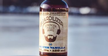 Cortes Vanilla 4 Oz Beard Oil