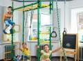 Spider-Wall Indoor Playground