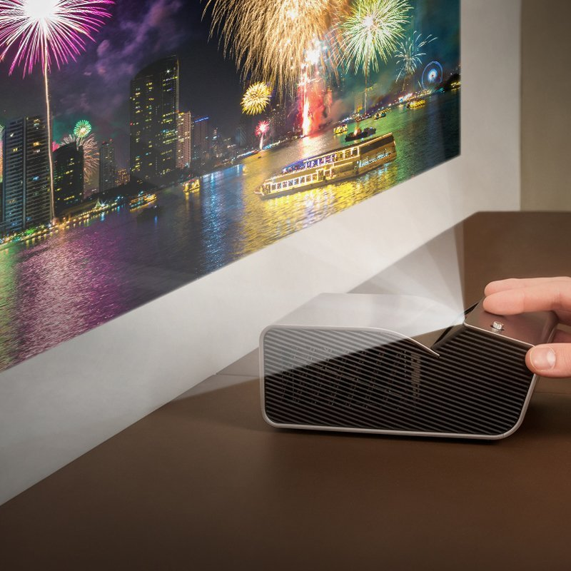 LG Ultra Short Throw LED Projector