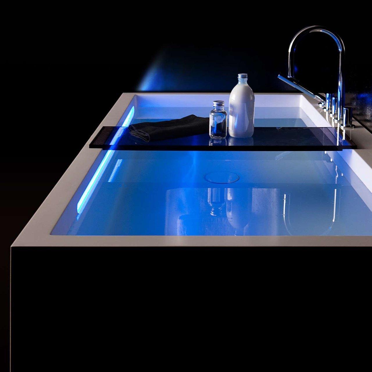 Kartell by Laufen Freestanding Bathtub