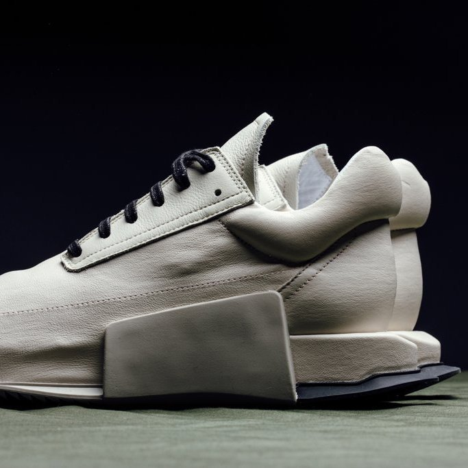 Adidas By Rick Owens Level Runner Low