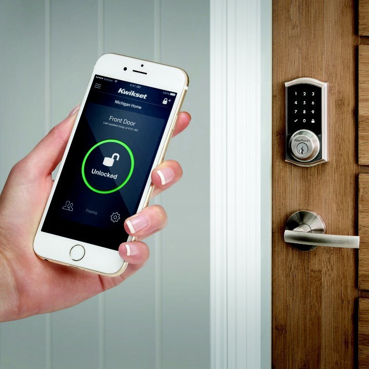 Kevo Premis Touchscreen Smart Lock