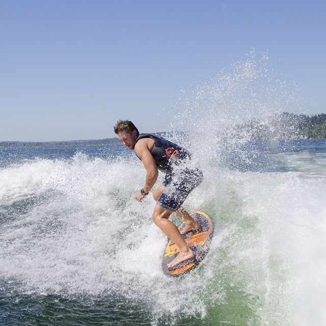 Wave Control Retrofittable Wakesurf System