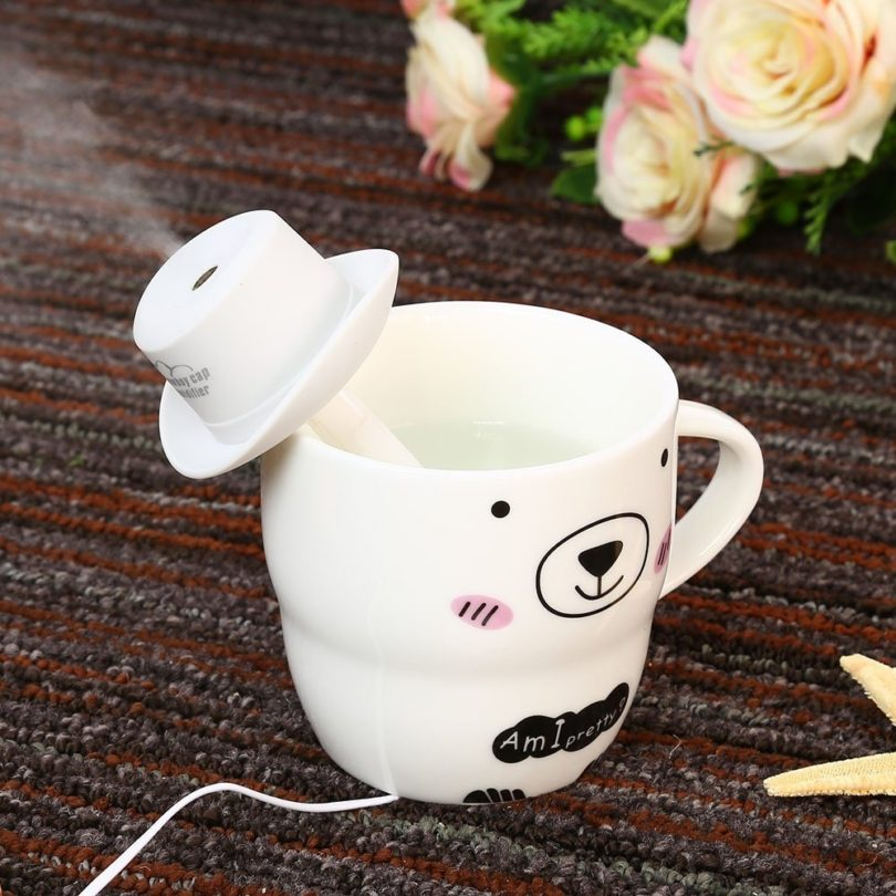 Mini USB Cowboy Cap Humidifier