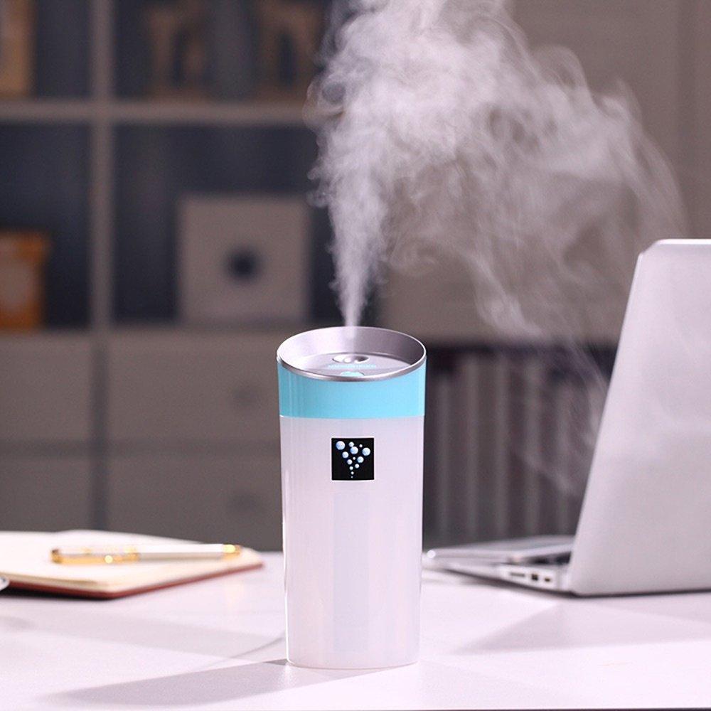 Ultrasonic Usb Mini Cup Humidifier 187 Petagadget