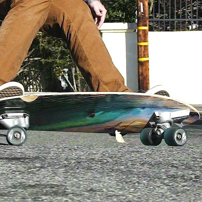 SurfSkate Board