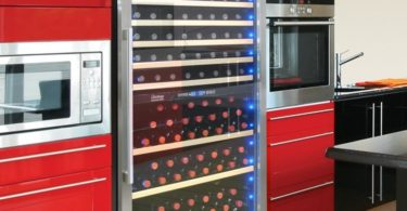 Vinotemp 300 Bottle Dual Zone Wine Cooler
