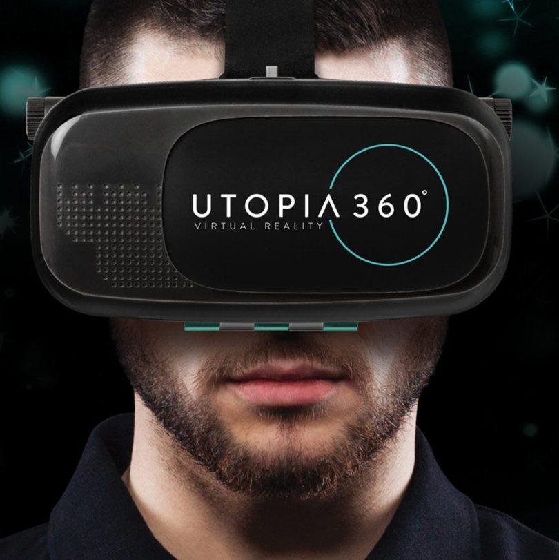 ReTrak Utopia 360° Virtual Reality Headset