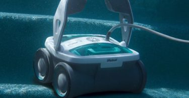 Robotic Pool Cleaner by iRobot