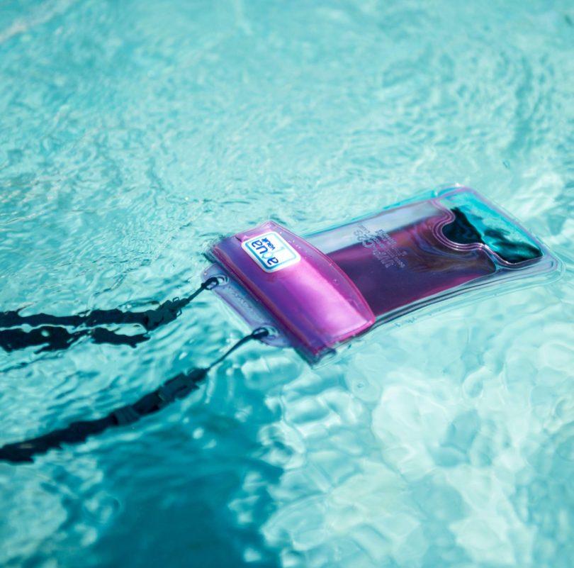 AquaVault Waterproof Phone Case