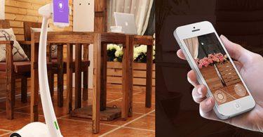 Smart Telepresence Robot for iPad Tablet