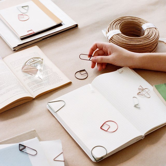 Paper Clips Set by Areaware