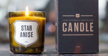 STAR ANISE CANDLE