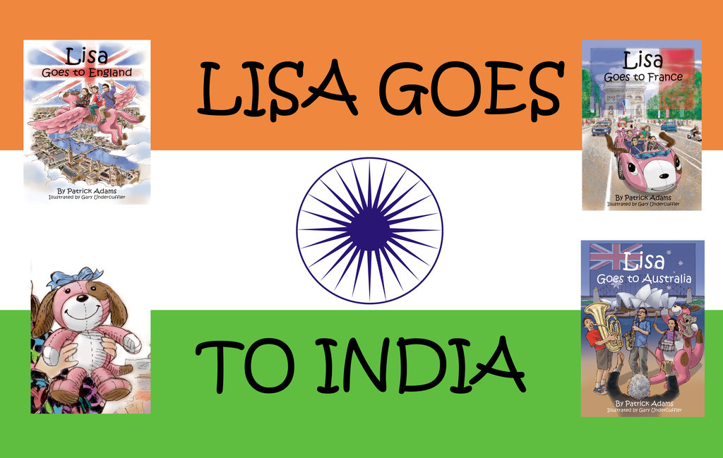 Lisa Goes to India
