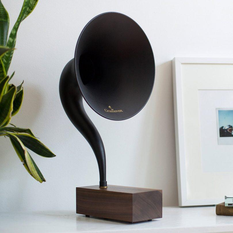 Gramovox Bluetooth Gramophone 2.0