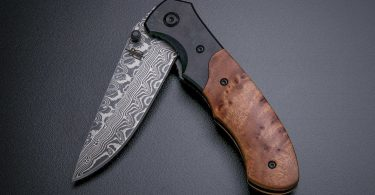 Handmade Army Pocket Knife