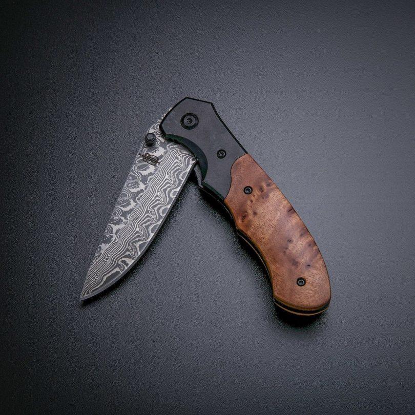 Handmade Army Pocket Knife