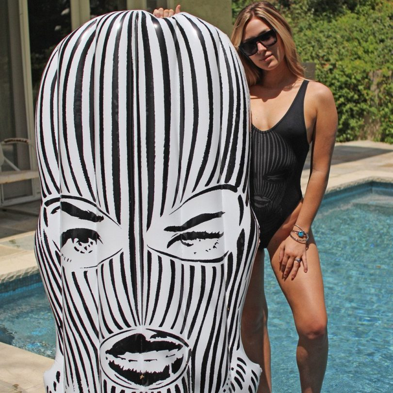 Badwood Ski Mask Float