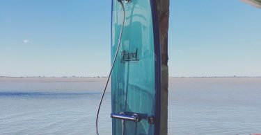 The Beach Blvd Surfboard Shower