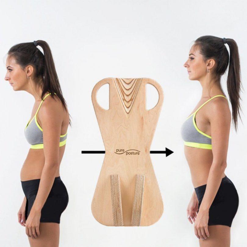 PurePosture Spinal Alignment Board