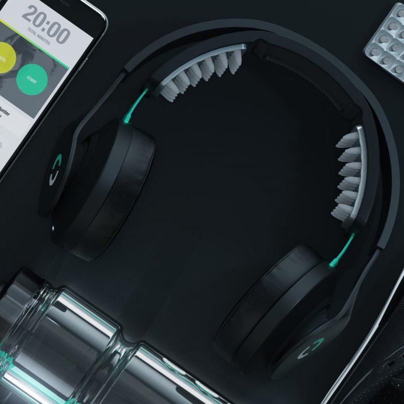 Brain Stimulating Headphones by Halo Neuroscience