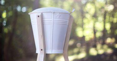 Bucket Stool