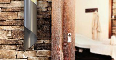 Nuvo Wall Mounted Bio Ethanol Indoor/Outdoor Fireburner