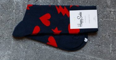 Punk Love Happy Socks