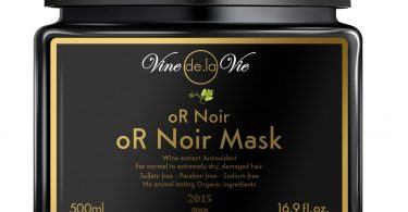 oR Noir Hair Mask