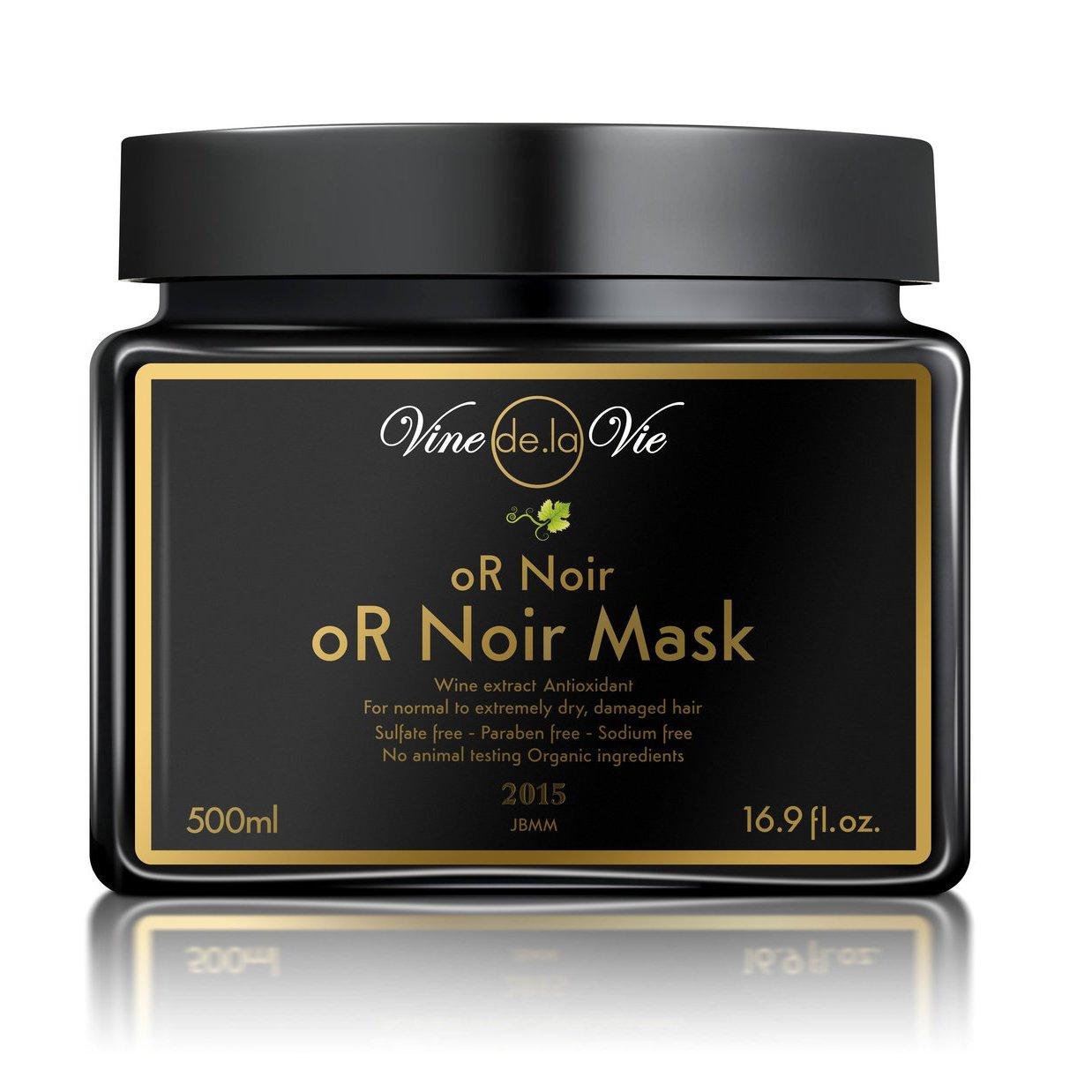 oR Noir Hair Mask
