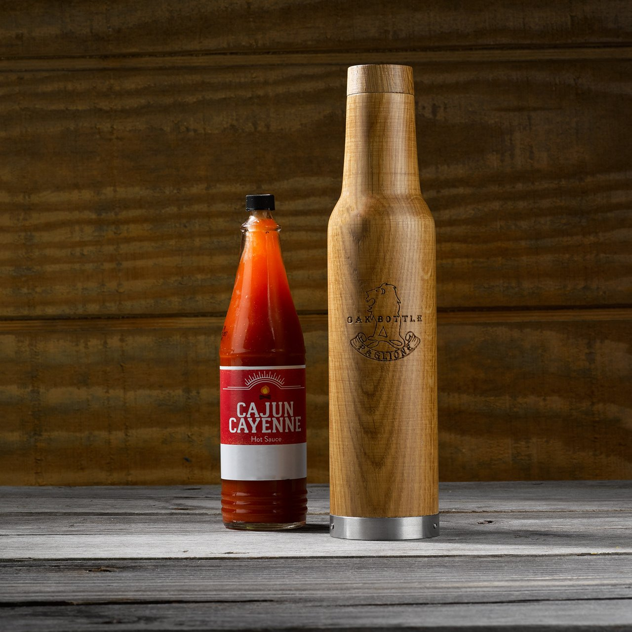 The Oak Bottle Micro Version