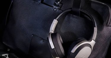 KEF Porsche Design SPACE ONE Active Noise Cancellation Headphones