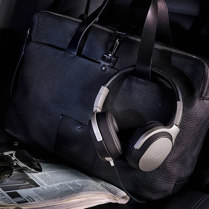 KEF Porsche Design SPACE ONE Active Noise Cancellation Headphones