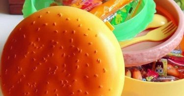 Hamburger Lunchbox