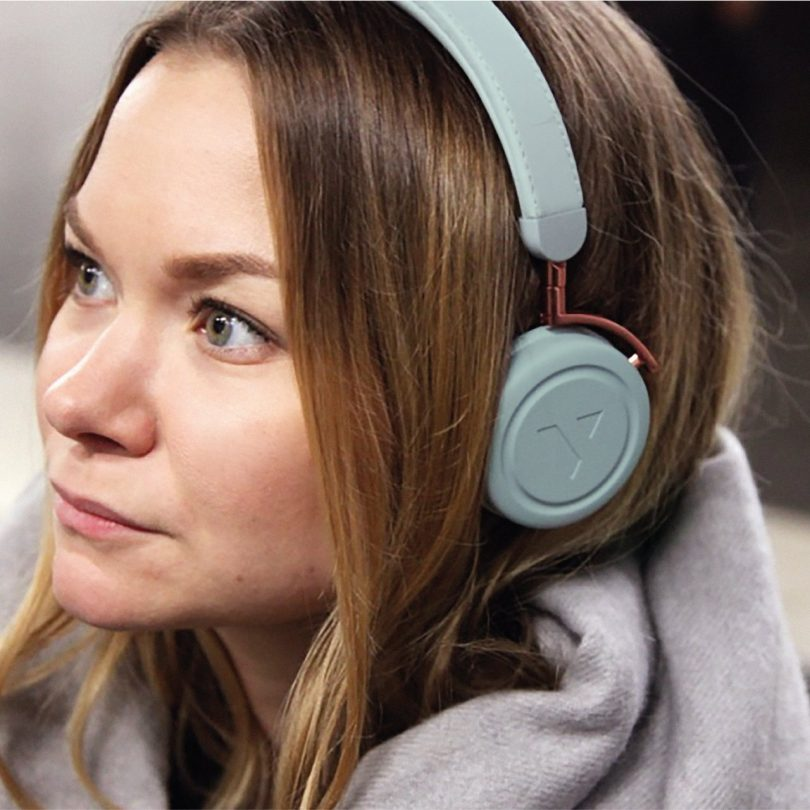 Misty Grey Commute Wireless Headphones