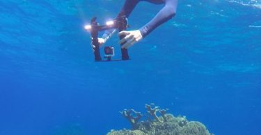 PolarPro Triton LED Waterproof GoPro Tray