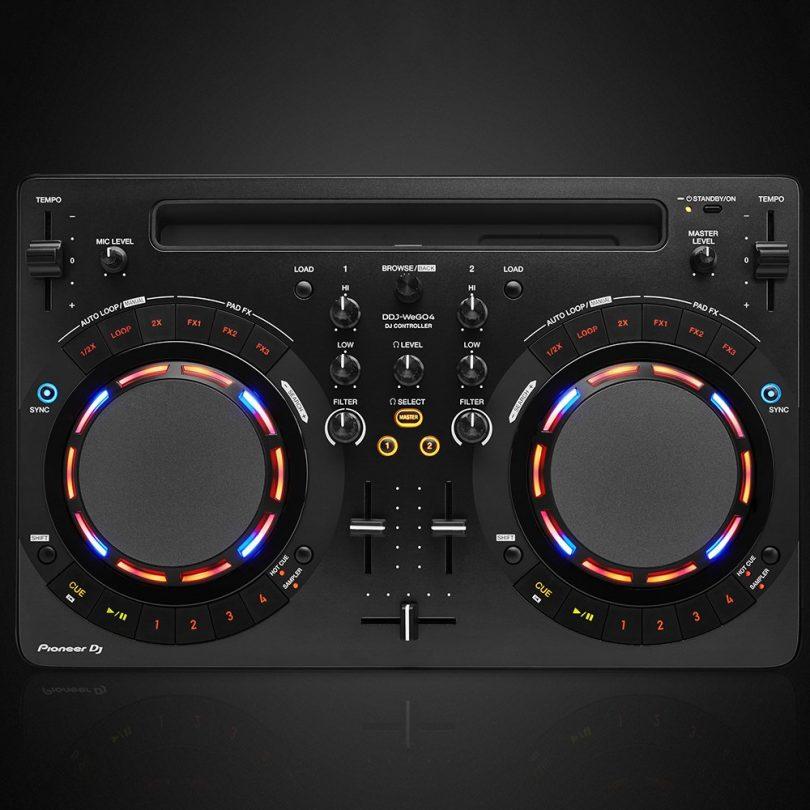Pioneer WEGO4 DJ Software Controller
