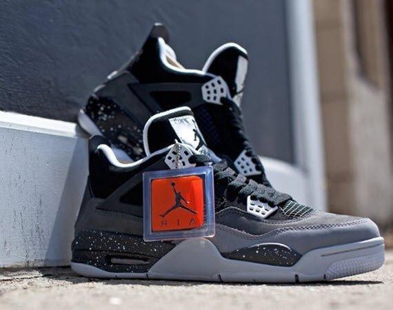Jordan 4 Fear Pack
